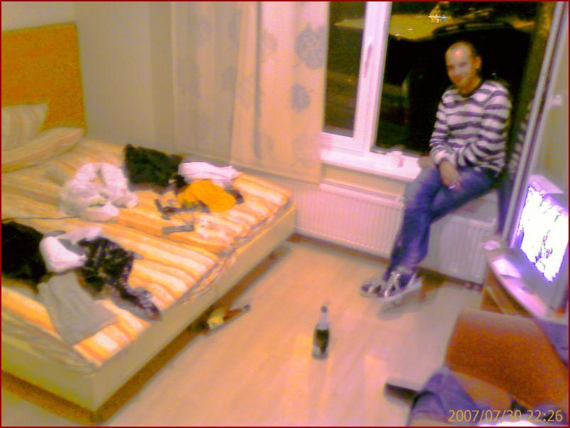 Андрей Разыграев бардак в номере