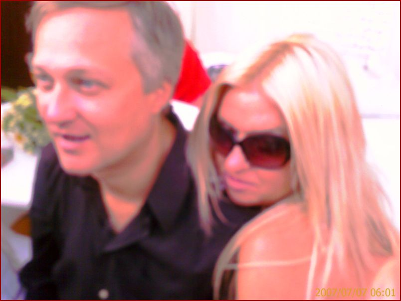 Ирина и Игорь Поповы