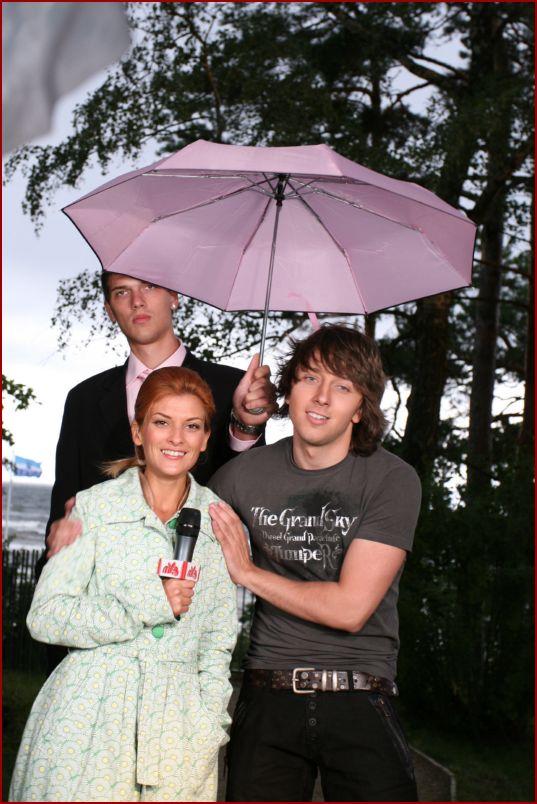 Юлия Говор и Майк Мироненко