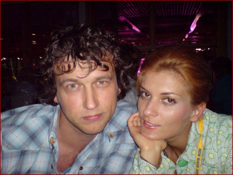 Юлия Говор и Мирослав Годовалов Юрмала 2007