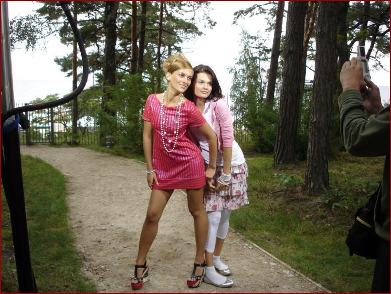 Юлия Говор и Саша Одинаева новые лица Муз-тв