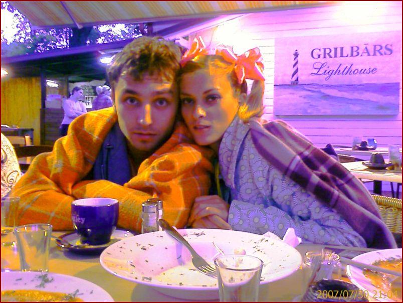 Юлия Говор и Тимур