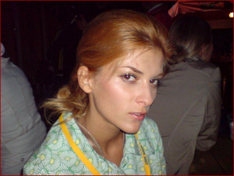Юлия Говор открытие Новой Волны 2007