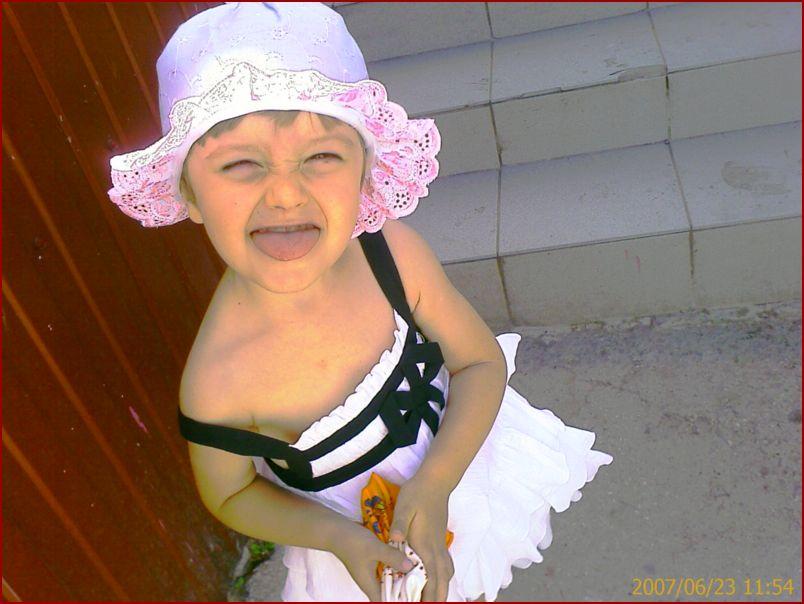 племяница моя Арина борисенок